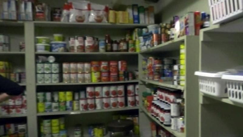 New Sudbury food bank reopens