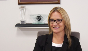 Ontario Northland president and CEO Corina Moore has made the list of Canada's top 100 most powerful women, according to the Women's Executive Network awards.