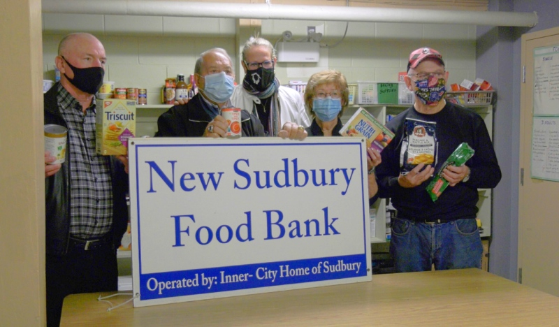Before the pandemic began, the organization had 100 volunteers; there are now about 40. Despite the shortage of volunteers, the New Sudbury location now will be open Tuesday from 10 a.m. until noon, when it was previously open twice a week. (Lyndsay Aelick/CTV News)