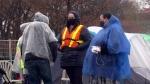 Death shakes residents & volunteers