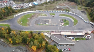 Westshore Speedway has one more year to operate in it's current location before it has to relocate: Oct. 26, 2021 (CTV News)