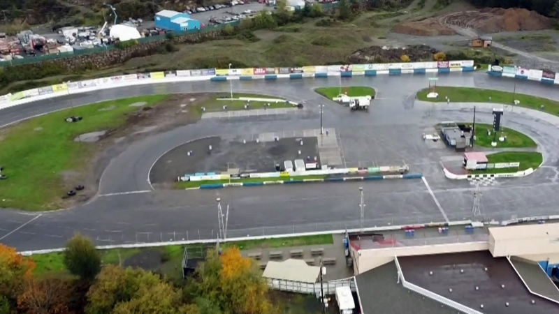 Details of Westshore Speedway property emerging