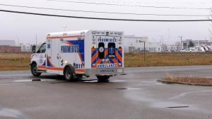 Paramedics struggle to keep up