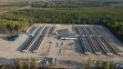 Greenstone mine construction camp facilities (Equinox Gold)