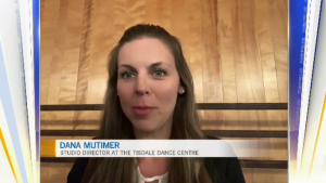 Tisdale Dance Centre Studio Director Dana Mutimer highlights the amazing dance community in Saskatchewan and encourages residents to post on social media using #SKdancestogether.