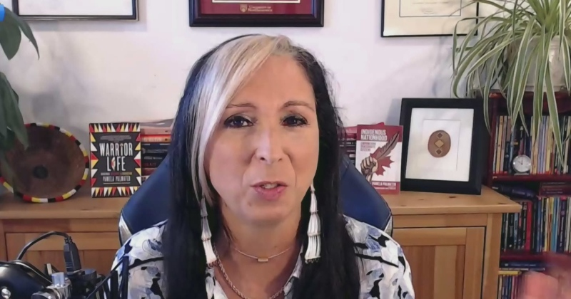 'There are going to be mixed reviews': Palmater