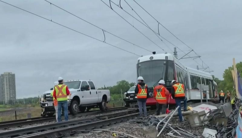 LRT return-to-service timeline released
