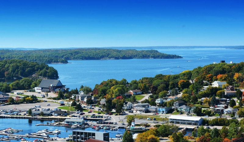 The Ontario government is providing $840,000 to help 43 businesses adapt to COVID-19 public health guidelines in the Parry Sound region. (File)