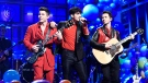 The Jonas Brothers have a Netflix special coming. (Will Heath/NBC via CNN)