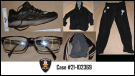 Windsor police are seeking the identity of a deceased man who was last wearing these articles of clothing. (Courtesy Windsor Police Service)