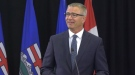 Alberta Finance Minister Travis Toews.