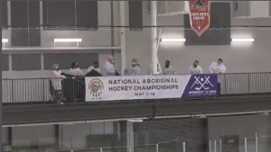 More than 500 of the best Aboriginal hockey players will lace up their skates in Membertou First Nation this May.