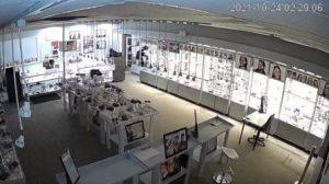 Waterloo regional police are investigating a weekend break and enter at a Kitchener optical store. (Source: WRPS)