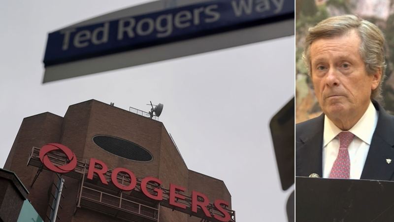 Rogers, John Tory