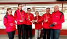Special Olympics Ontario hosted the 2021 Provincial Awards Ceremony virtually Tuesday night. Sudbury Rocking Stones curling team won the Team of the Year award. (Molly Frommer/CTV News)