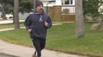 Regina man sets city-wide running goal