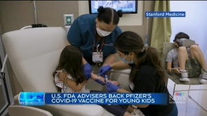 Kids vaccines