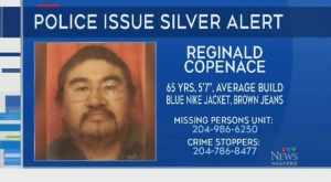 Police issue Silver Alert for man with dementia