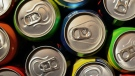 Cans of soda are seen in this file photo. (Pexels)