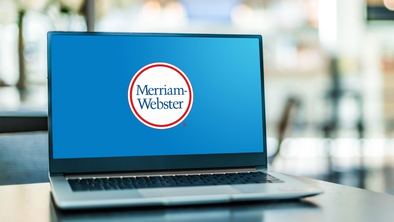 Merriam-Webster has added 455 new words to the dictionary this month. (tofino/Alamy/CNN)