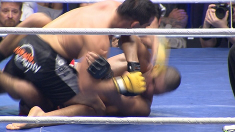 Some councillors accuse MMA of being over-violent and under-regulated. Nov. 28, 2009. (CTV)