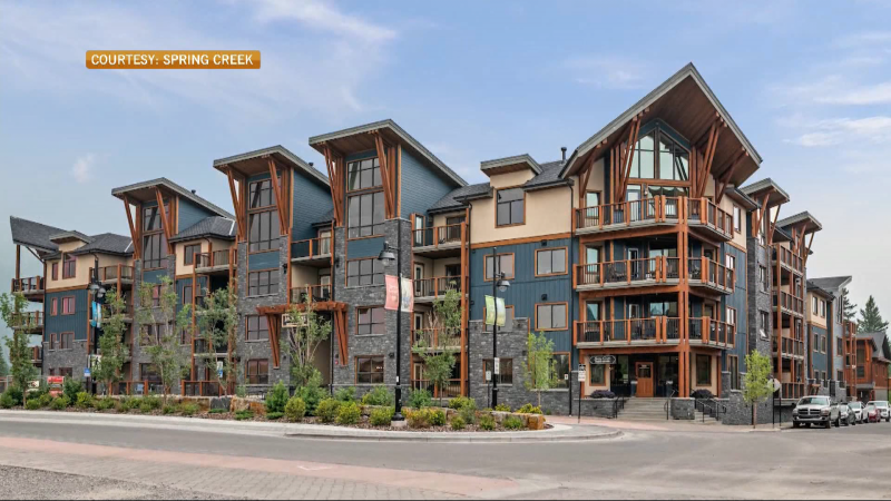 A stunning show home  in Cranston and a luxury condo in Canmore are just some of the prizes in the Hospital Home Lottery