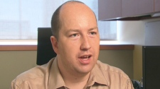 Queens University Physics Professor Kevin Robbie speaks with CTV News about the health effects of nanoparticles on Saturday, Nov. 28 2009.