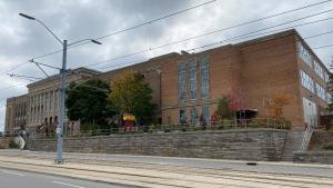 Kitchener Waterloo Collegiate Institute placed in lockdown for police investigation.