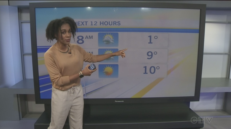 CTVML Rosey Edeh Oct 28 weather