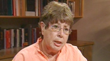 Elizabeth Nielsen, a consultant with the Consumers Council of Canada, speaks with CTV News about identifying products that contain nanomaterials on Saturday, Nov. 28, 2009.