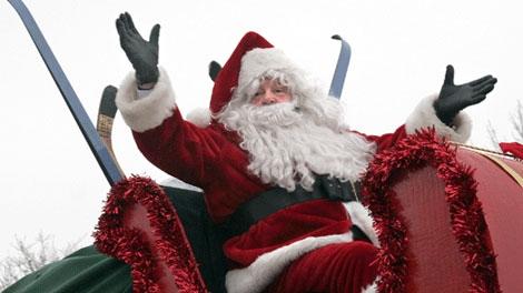 Santa Claus parade. (File photo)