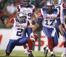 Montreal Alouettes win Grey Cup