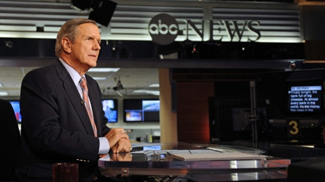 World News' anchor Charles Gibson to retire Dec  18 | CTV News