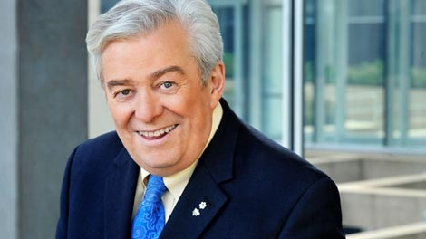 Longtime Ottawa anchor Max Keeping announced he will step down in March.