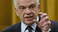Liberal Finance critic John McCallum debates the federal budget in the House of Commons in Ottawa Tuesday March 20, 2007. (THE CANADIAN PRESS/Tom Hanson)