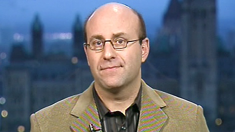 Mark Hecht, of Beyond Borders, appears on CTV News Channel on Thursday, Dec. 3, 2009. He says the change will protect children.