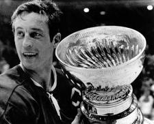Montreal Canadiens captain Jean Beliveau.