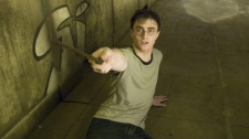 Daniel Radcliffe plays Harry Potter in a scene from Warner Bros. Pictures' 'Harry Potter and the Order of the Phoenix.' (Warner Bros. Pictures, Murray Close)