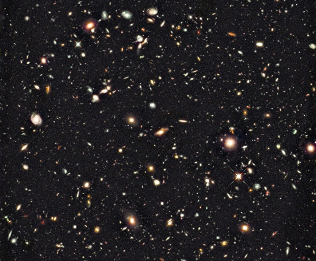 Distant galaxy is oldest in universe