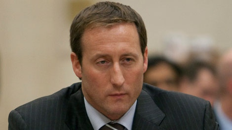 Minister of National Defence Peter MacKay appears before the Special Committee on the Canadian Mission in Afghanistan on Parliament Hill in Ottawa, Wednesday Dec. 9, 2009. (Adrian Wyld / THE CANADIAN PRESS)