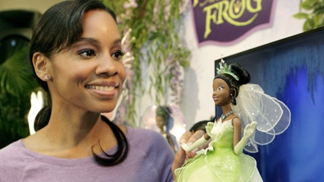 princess and the frog firefly voice