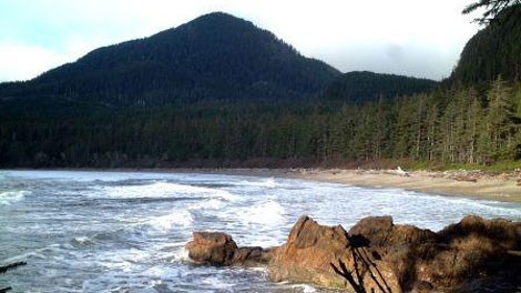 The Haida Gwaii (or the Queen Charlotte Islands) consists of more than 150 islands located approximately 90 kilometres west of British Columbia's north coast. (B.C. Ministry of Forests and Range)