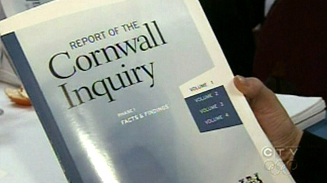 There were systemic failures in how institutions dealt with allegations of sexual abuse in Cornwall, Ont., a public inquiry has found. But the inquiry's head would neither confirm nor deny the existence of a rumoured pedophile ring.