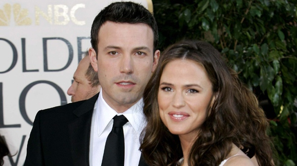 Ben Affleck says wife is too nice