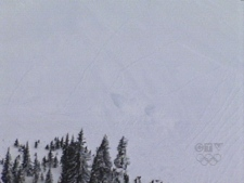 Avalanche location