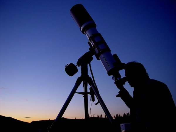 Amateur astronomers are trying to convince municipal officials in B.C.'s southern Interior to turn 1,700 hectares of mostly rural land into dark-sky preserve. (courtesy of Steven Whitehouse)