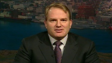 Conservative strategist Tim Powers, speaks to Canada AM Thursday, Dec. 31, 2009.