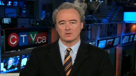 Liberal strategist Warren Kinsella speaks to Canada AM on Thursday, Dec. 31, 2009.