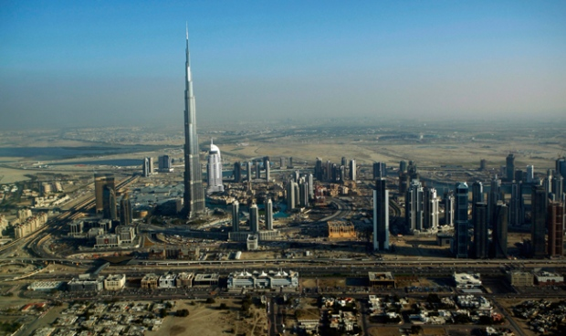 Dubai's Burj Khalifa opens world's highest viewing deck on