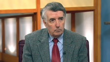 David Harvey of the Alzheimer Society of Canada discusses rising dementia rates on Canada AM, Monday, Jan.4, 2010.
